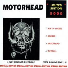 MOTORHEAD - ACE OF SPADES (LTD 5000 COPIES SPECIAL EDITION 3