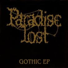 PARADISE LOST - GOTHIC EP (FIRST EDITION) CD'S
