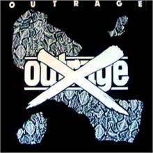 OUTRAGE - SAME LP