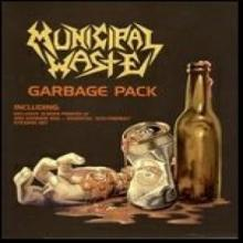 MUNICIPAL WASTE - FATAL FEAST - GARBAGE PACK (LTD EDITION 500 COPIES, TRANSPARENT 10