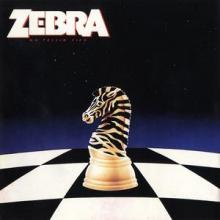 ZEBRA - NO TELLIN' LIES LP