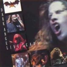 DARK ANGEL - LIVE SCARS (U.S.A COMBAT) LP