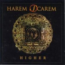 HAREM SCAREM - HIGHER (JAPAN EDITION +OBI +BONUS TRACK) CD