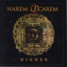 HAREM SCAREM - HIGHER (JAPAN EDITION +OBI +BONUS TRACK) CD