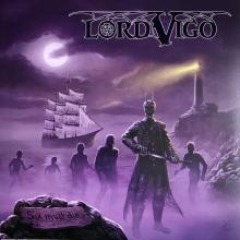 LORD VIGO - SIX MUST DIE (LTD EDITION 100 COPIES SPLATTER VINYL) LP (NEW)