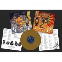 BLITZKRIEG - ABSOLUTE POWER (LTD EDITION 200 COPIES GOLD VINYL) LP (NEW)