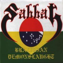 SABBAT - BRAZILIAN DEMONSLAUGHT (LTD 999 COPIES NUMBERED EDITION, WHITE VINYL) 7