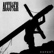 ACCUSER - REPENT (LTD EDITION 100 COPIES, CLEAR VINYL) LP (NEW)