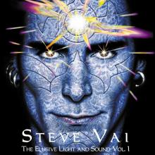 STEVE VAI - THE ELUSIVE LIGHT AND SOUND VOL. 1 (3-D COVER) CD