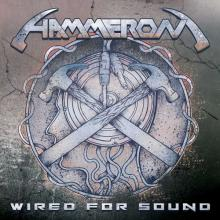 HAMMERON - WIRED FOR SOUND (LTD EDITION 100 COPIES, RED VINYL) LP (NEW)