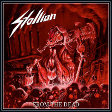 STALLION - FROM THE DEAD (+POSTER, GATEFOLD) LP (NEW)