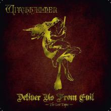 WITCHHAMMER - DELIVER US FROM EVIL (LTD HAND-NUMBERED EDITION 500 COPIES) CD (NEW)