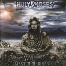 HOLY MOSES - MASTER OF DISASTER CD