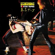 SCORPIONS - TOKYO TAPES - 50TH ANNIVERSARY DELUXE EDITION (GATEFOLD, +2 BONUS CDS WITH 7 UNRELEASED TRACKS) 2LP (NEW)