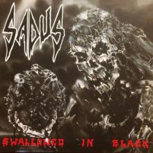 SADUS - SWALLOWED IN BLACK (REMASTERED, DIGI PACK REISSUE 2017) CD (NEW)