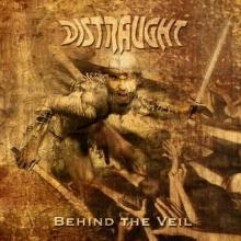 DISTRAUGHT - BEHING THE VEIL CD (NEW)