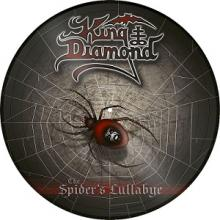 KING DIAMOND - THE SPIDER'S LULLABYE (LTD EDITION 2000 COPIES PICTURE DISC) LP (NEW)