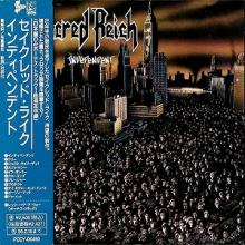 SACRED REICH - INDEPENDENT (JAPAN EDITION +OBI, INCL. BONUS TRACK) CD