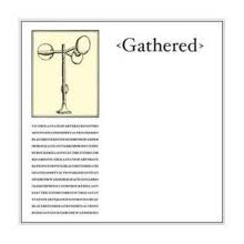 GATHERED - SAME LP