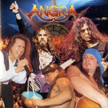 ANGRA - HOLY LIVE CD (NEW)