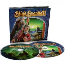 BLIND GUARDIAN - FOLLOW THE BLIND (2018 REISSUE DIGIPAK) 2CD (NEW)