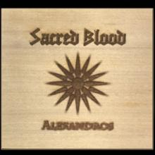 SACRED BLOOD - ALEXANDROS (LTD EDITION 50 COPIES NUMBERED WOODEN BOX, +BONUS TRACK) CD (NEW)