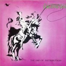 NEMESIS - THE DAY OF RETRIBUTION (FIRST PRIVATE EDITION) LP