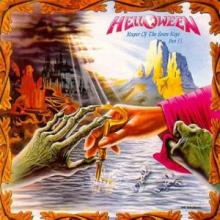 HELLOWEEN - KEEPER OF THE SEVEN KEYS PART 1 + PART 2 (JAPAN EDITION SPECIAL DOUBLE CASE +OBI) 2CD