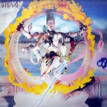 SHIVA - FIRE DANCE LP
