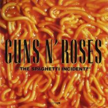GUNS N' ROSES - THE SPAGHETTI INCIDENT (GREEK EDITION) LP