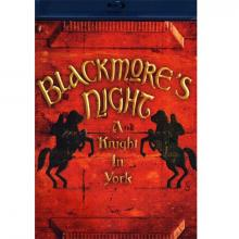 BLACKMORE'S NIGHT - KNIGHT IN YORK BLU-RAY