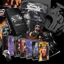 KING DIAMOND - Unholy Rites (Ltd 1000 / Incl. Memorabilia) 7MC TAPES BOX SET