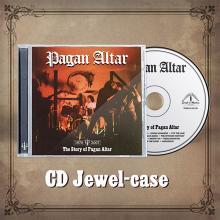 PAGAN ALTAR - The Story Of Pagan Altar CD