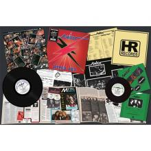 RAVEN - Wiped Out (Ltd 350 / Black, Incl. Bonus 7