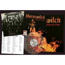 STORMWITCH - Walpurgis Night (Ltd 250 / Fire Splatter) LP