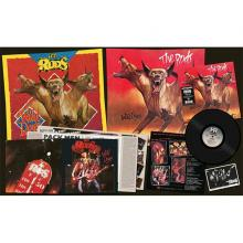 THE RODS - Wild Dogs (Ltd 300  Black, Incl. Poster & Photo Card) LP