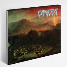 CANCER - The Sins Of Mankind (Slipcase) CD