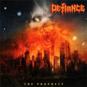 DEFIANCE - THE PROPHECY CD (NEW)