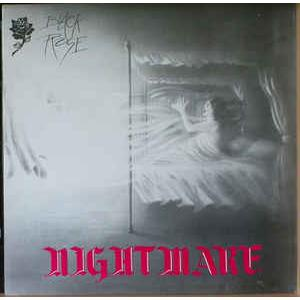 "BLACK ROSE - NIGHTMARE 12"" LP"