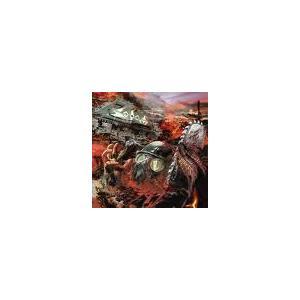 SODOM - IN WAR AND PIECES (LTD EDITION BLOODRED VINYL, GATEFOLD) 2LP (NEW)
