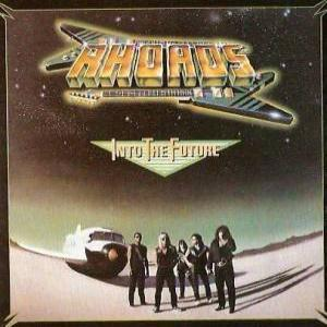 RHOADS - INTO THE FUTURE (GATEFOLD) LP