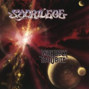 SACRILEGE - TURN BACK TRILOBITE (INCL.3 BONUS TRACKS) CD (NEW)
