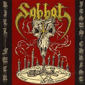 SABBAT - KILL FUCK JESUS CHRIST (DIE HARD EDITION RED VINYL, INCL.: WOVEN BACK PATCH, STICKER & POSTER) LP