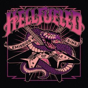 HELLFUELED - EMISSION OF SINS CD (NEW)
