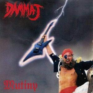 DAMMAJ - MUTINY (+BONUS DEMO TRACK & POSTER) LP (NEW)