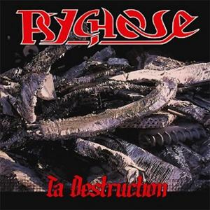 PSYCHOSE - TA DESTRUCTION (LTD EDITION 500 COPIES + 6 BONUS TRACKS) CD (NEW)