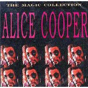ALICE COOPER - THE MAGIC COLLECTION (JAPAN EDITION +OBI) CD
