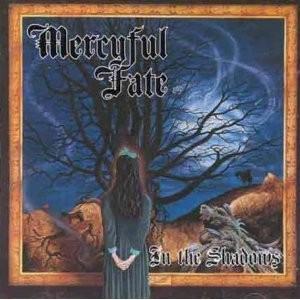 MERCYFUL FATE - IN THE SHADOWS (LTD EDITION BLUE VINYL 2009 PRESS, GATEFOLD) 2LP