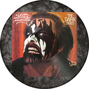 KING DIAMOND - THE DARK SIDES EP (LTD EDITION 2000 COPIES PICTURE DISC) LP (NEW)