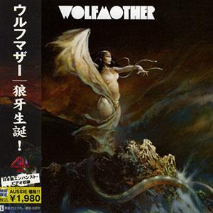 WOLFMOTHER - SAME (JAPAN EDITION +OBI, INCL. BONUS VIDEO) CD